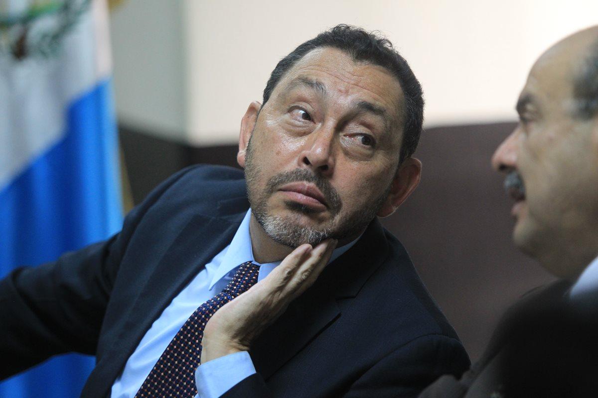 Mauricio López Bonilla busca probar falta de vínculos con narcotráfico