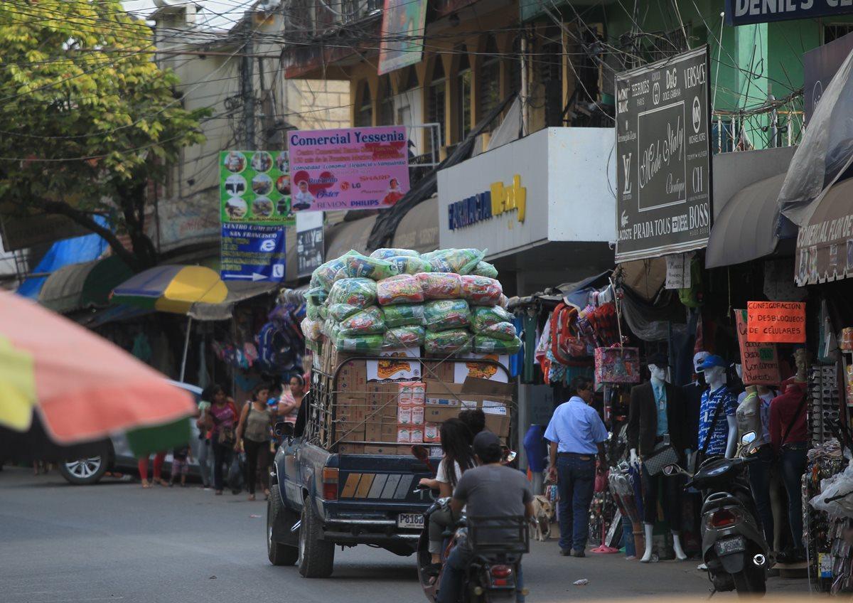 Estas son las nuevas rutas que el contrabando ingenió para entrar a Guatemala