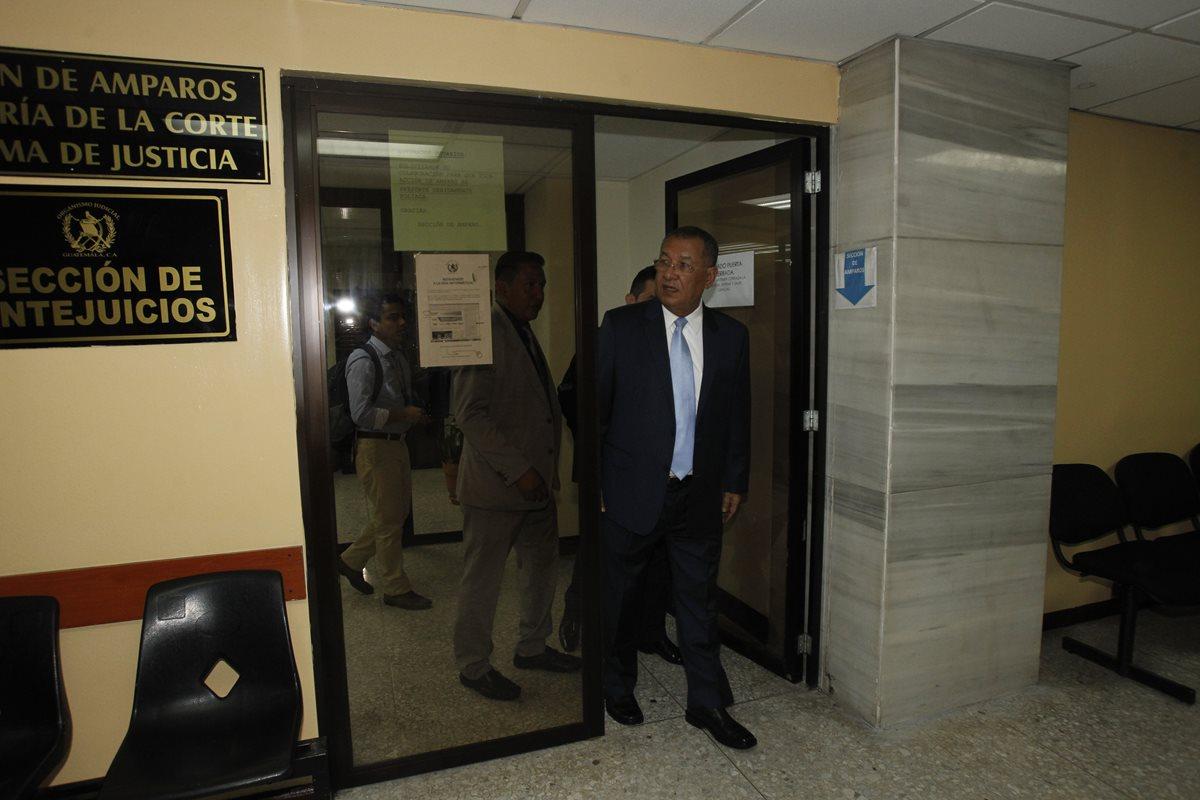 CSJ declara con lugar otro antejuicio contra Arístides Crespo