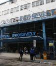 Los hospitales del Sistema de Salud Pública están en alerta naranja, esta se levanta hasta el lunes al mediodía. (Foto Prensa Libre: Hemeroteca PL)
