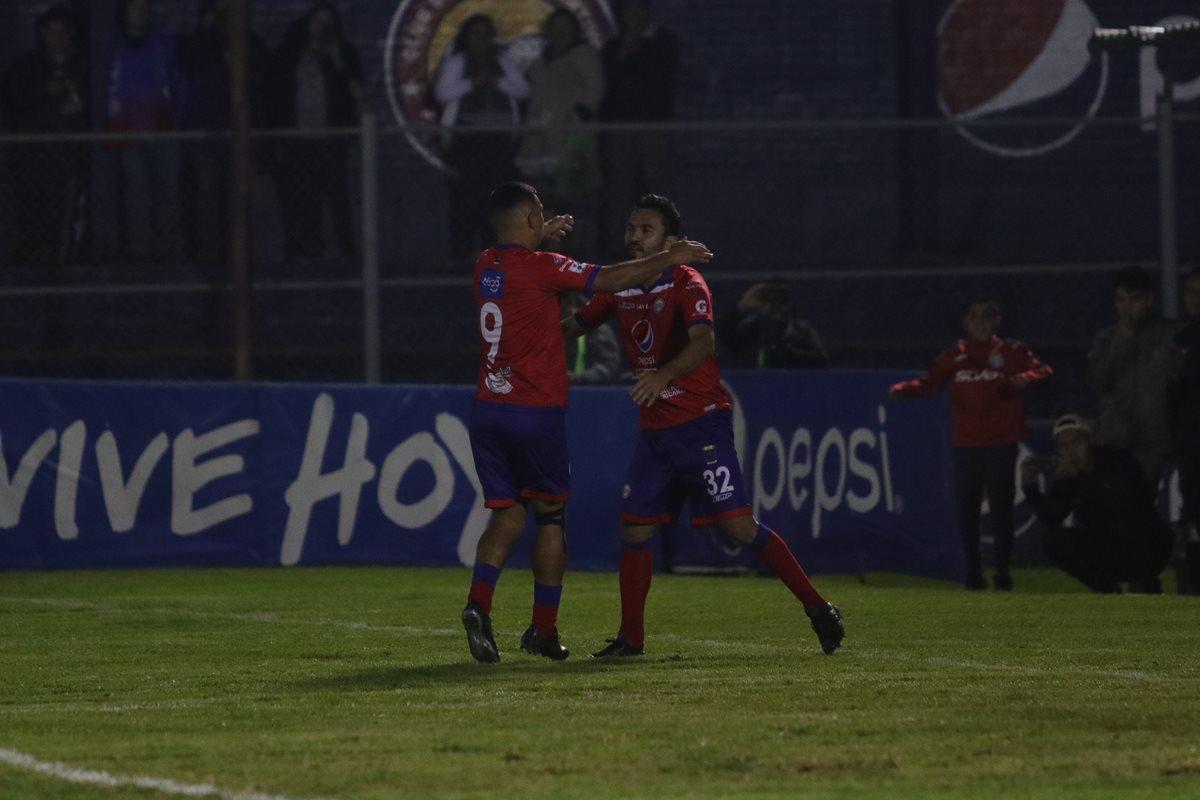 Xelajú supera a Chiantla y asciende al subliderato del Apertura 2018
