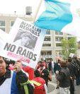 Guatemaltecos piden oportunidades laborales. (Foto Prensa Libre: Hemeroteca)