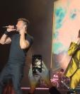Ricky Martin y Maluma conquistaron al público de Los Ángeles (Foto Prensa Libre: YouTube.com / PerezHilton).