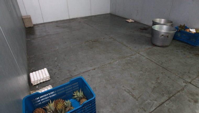 La crisis financiera y de alimentos han provocado desabastecimiento en el hospital desde hace más de un año. (Foto Prensa Libre: Hemeroteca PL)
