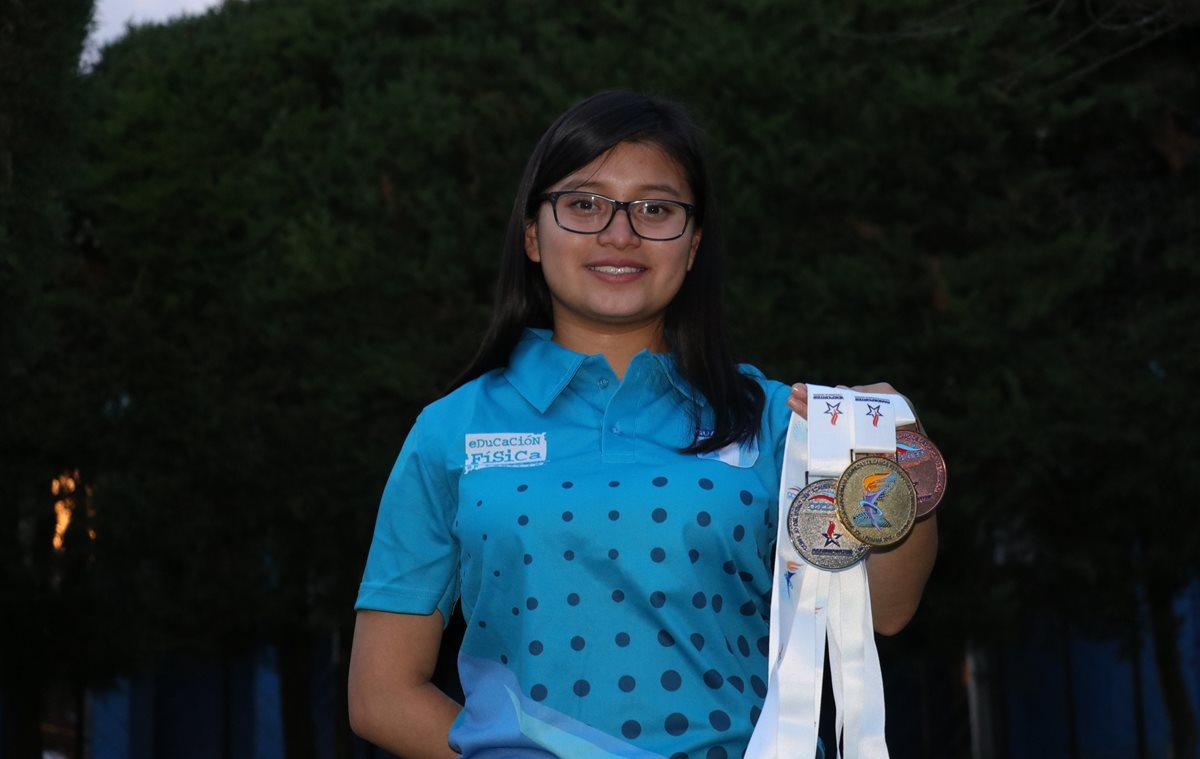 Ajedrecista de Xela es triple medallista en los Juegos Escolares de Centroamérica