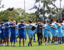 El estratega Wálter Claverí volverá a reunirse con los seleccionados nacionales a partir del lunes 30 de agosto en el Proyecto Goal. (Foto Prensa Libre: Hemeroteca PL)