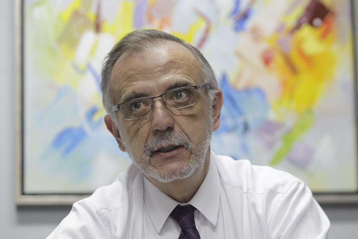 El país, explica el jefe de la Cicig, Iván Velásquez, ha avanzado en materia de justicia durante los últimos meses. (Foto Prensa Libre: Edwin Bercian)