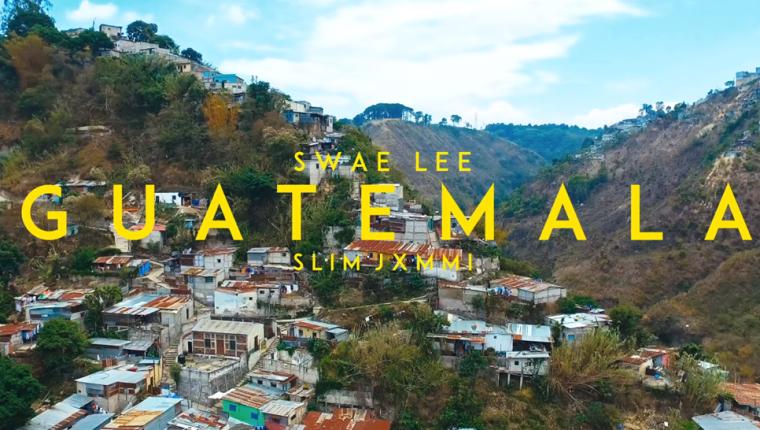 Rae Sremmurd mostró a Guatemala en su más reciente video (Foto Prensa Libre: YouTube / Ear Drummer Films).