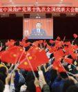Estudiantes chinos escuchan un discurso del presidente Xi Jinping. China representa un mercado de mil 300 millones de consumidores. (Foto Prensa Libre: Hemeroteca PL)