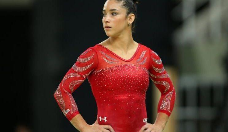 La gimnasta olímpica estadounidense Aly Raisman responsabilizó a la Federación de Gimnasia y al Comité Olímpico de Estados Unidos por los casos de abuso sexual. (Foto Hemeretoca PL).