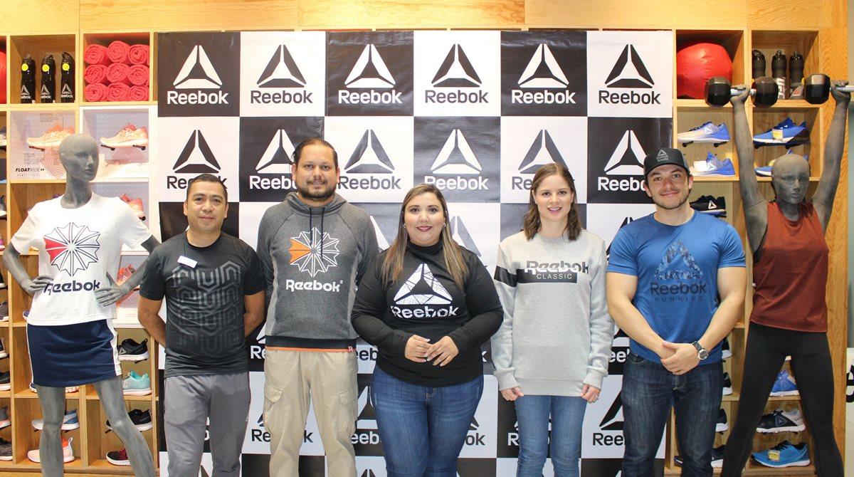 Reebok abre tienda en Miraflores