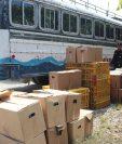 Empresarios del sector de alimentos y bebidas requirieron al Ministerio Público crear una fiscalía especial para conocer casos relacionados al contrabando aduanero. (Foto Prensa Libre: Hemeroteca)