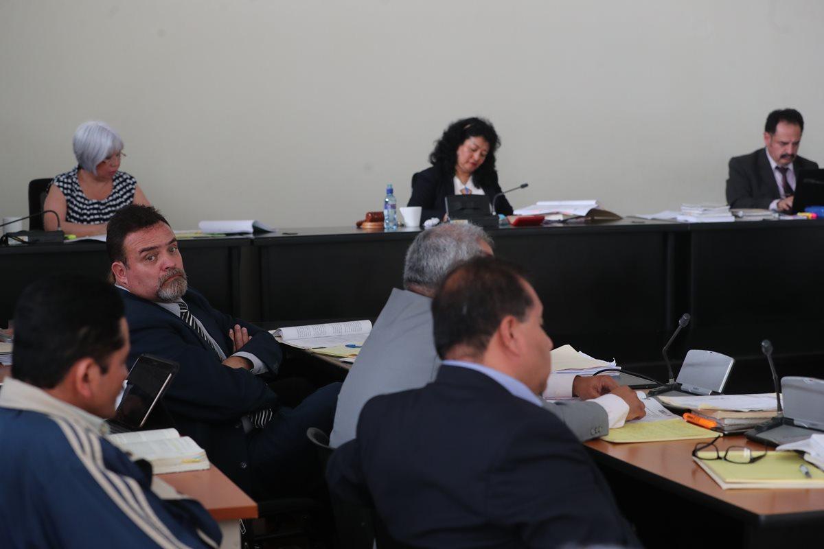 Fiscalía revela detalles de estructura de poder de Byron Lima desde Pavón