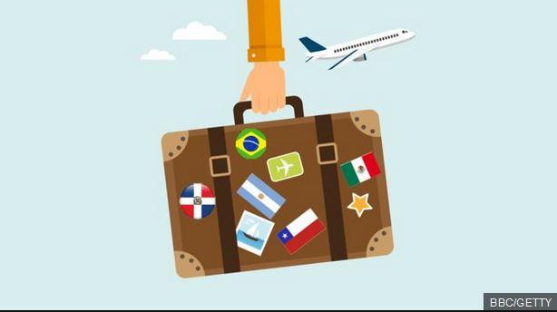 ¿Cuáles son los países más visitados de América Latina? En la maleta está la respuesta...(BBC/GETTY)