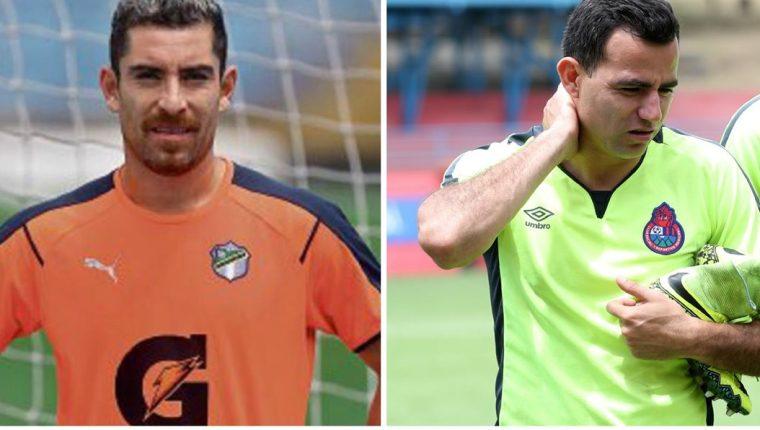 De más está decir que Jean Márquez y Marco Pappa son los jugadores más talentosos de ambos equipos. (Foto Prensa Libre: Carlos Vicente)