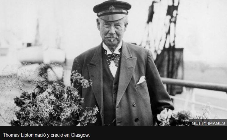 """Thomas Lipton: la extraordinaria vida del magnate del té que fue """"el mejor perdedor del mundo"""""""