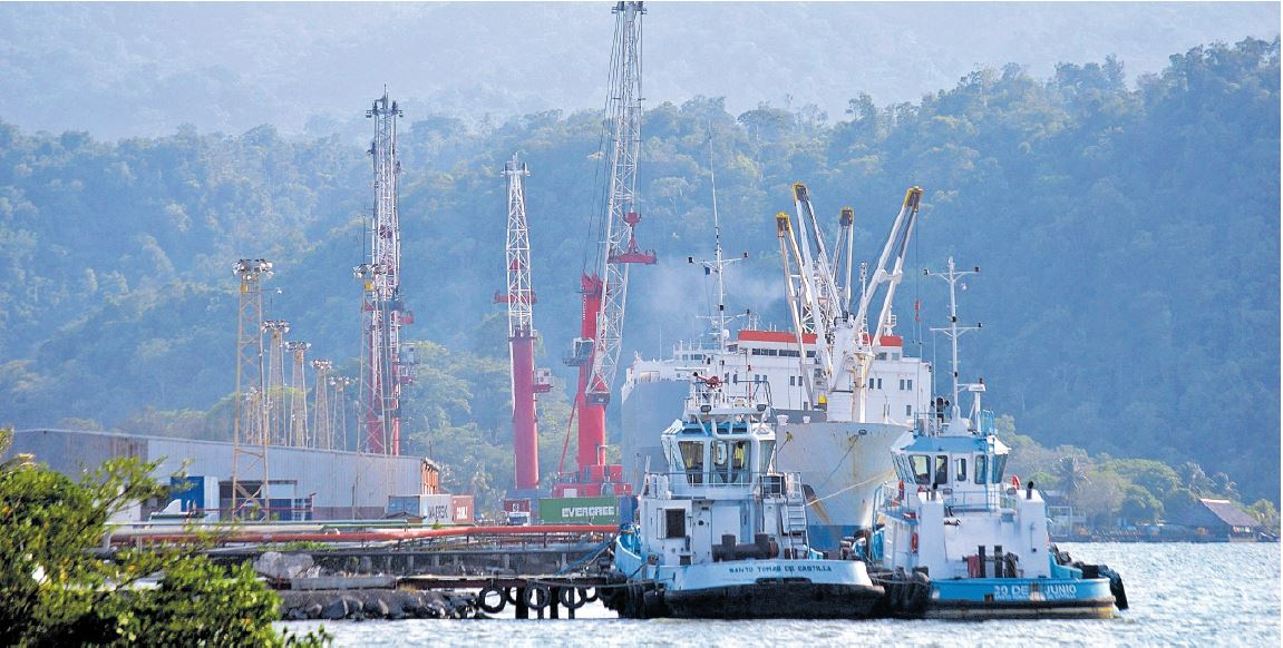 Portuaria Santo Tomás otorgó dudoso contrato
