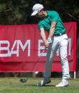 Pablo Acuña es uno de los golfistas profesionales del país que participará en el Stella Artois de la próxima semana. (Foto Prensa Libre: Norvin Mendoza)