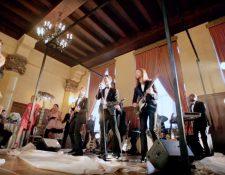 La serie inspirada en Sugar, de la banda Maroon 5, se emitirá en YouTubea partir del 5 de agosto. (Foto Prensa Libre: YouTube Maroon 5)