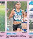 Ana Lucía Martínez, Mirna Ortíz e Isabel Brand, son tres guatemaltecas destacadas en el deporte. (Foto Prensa Libre: Hemeroteca)