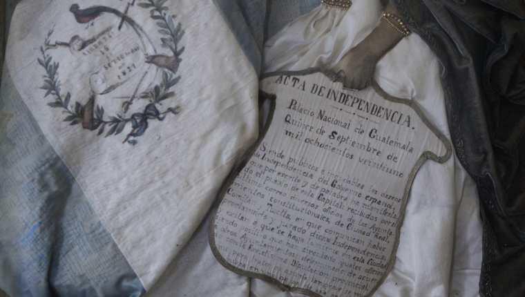 Alegoría de la Independencia, bajorrelieve que se encuentra en el Museo Nacional de Historia. (Foto: Hemeroteca PL)