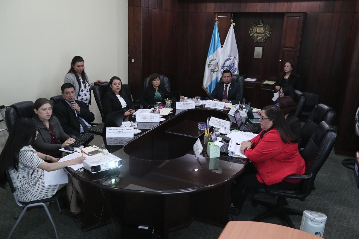 El Consejo de la Carrera Judicial deberá repetir el proceso para seleccionar a 30 funcionarios del OJ. (Foto Prensa Libre: Hemeroteca PL)