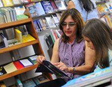 La Feria Internacional del Libro de Guatemala 2017 finalizará el 23 de julio. (Foto Prensa Libre: Alvaro González)