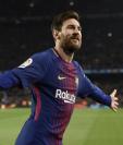 Lionel Messi generó más de US$100 millones en la temporada pasada. (Foto Prensa Libre: Hemeroteca PL)