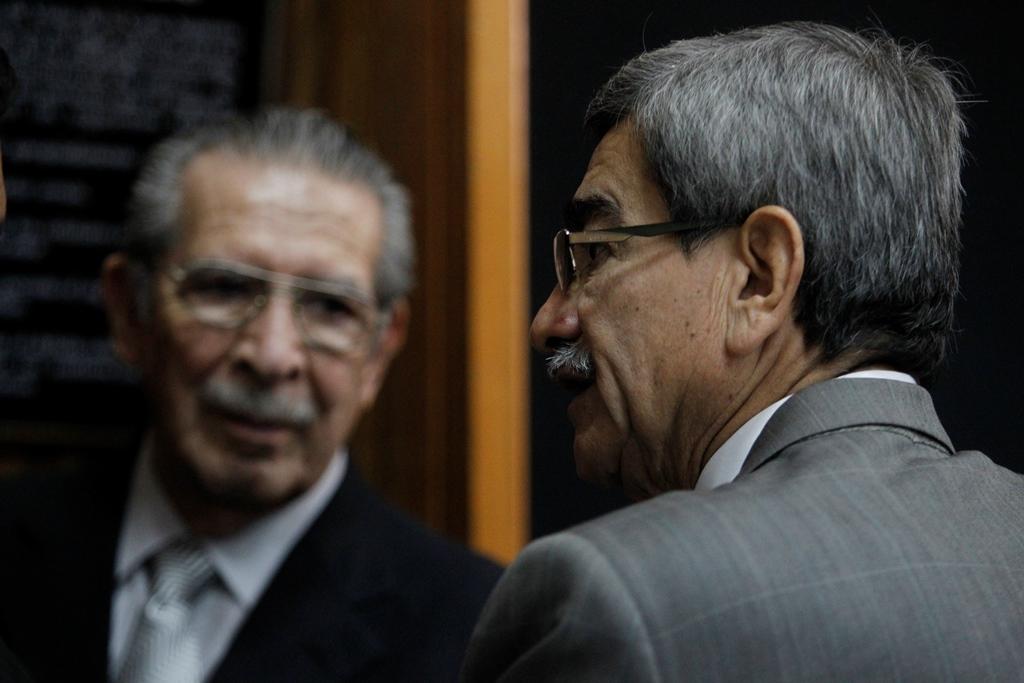 Sala separa juicio por genocidio contra Ríos Montt