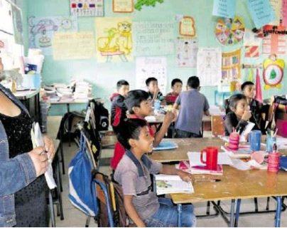 El Congreso acordó hacer aportes para organizaciones no gubernamentales para que apoyen en temas de Educación y Salud el próximo año. (Foto Prensa Libre: Hemeroteca PL)