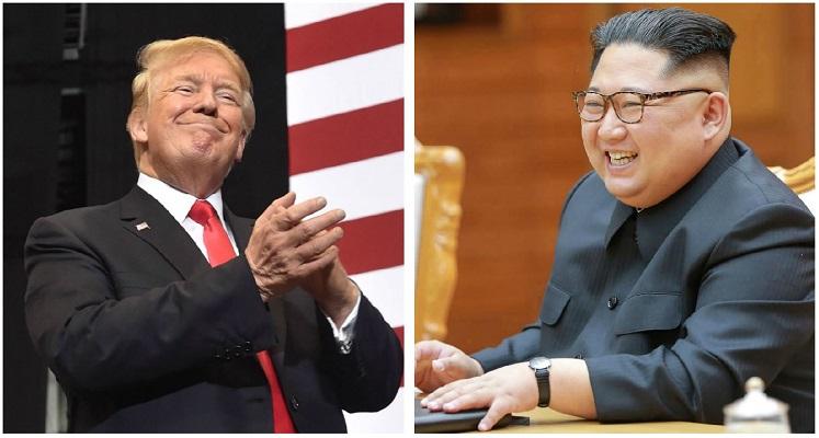Para el 12 de junio está previsto el histórico encuentro entre Donald Trump y Kim Jong-Un. (Foto Prensa Libre: Hemeroteca PL)