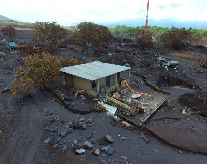 Diputados señalan que podría haber sobrevaloración en la compra de materiales de construcción para las viviendas de los damnificados por la erupción del Volcán de Fuego. (Foto Prensa Libre: Hemeroteca PL)
