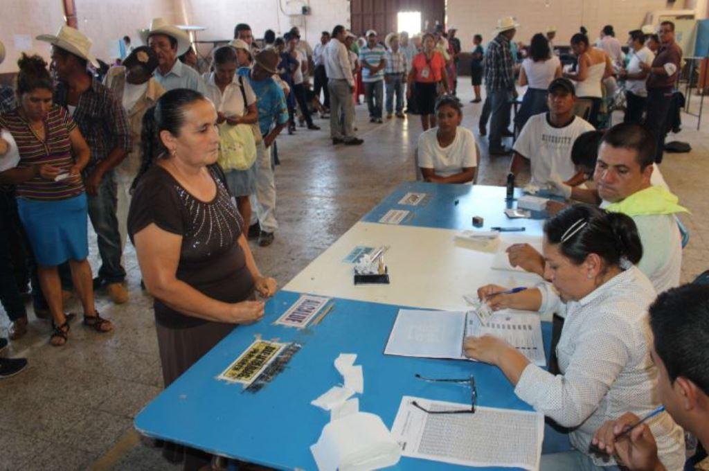 Partidos tienen hasta marzo para inscribir candidatos para las elecciones de 2019.(Foto Prensa Libre: Hemeroteca PL)