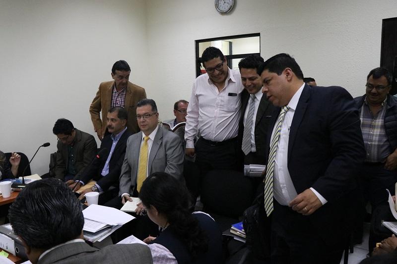 Mito Barrientos y exconcejales de Xela van a juicio por malversación de fondos
