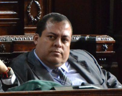 Julio Juárez quedó electo como diputado por FCN en las elecciones de 2015. (Foto Prensa Libre: Hemeroteca PL)