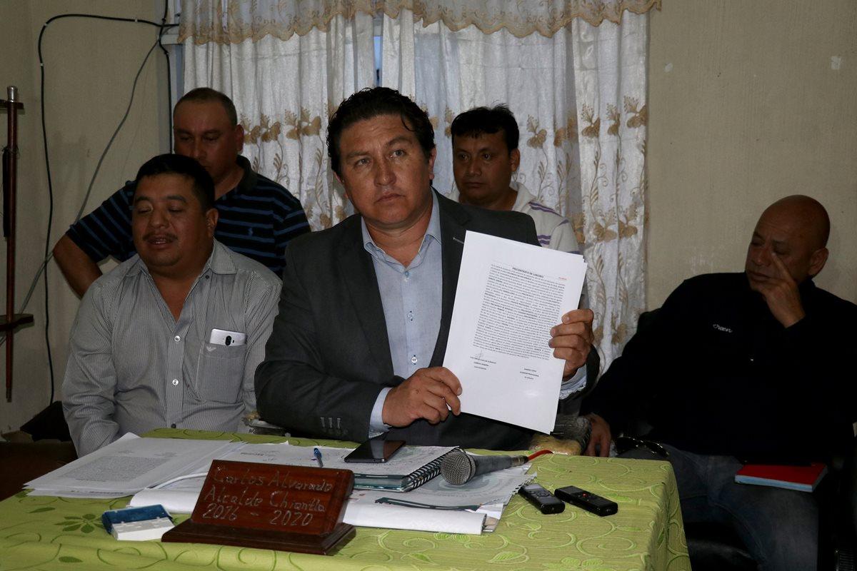 Deportivo Chiantla es utilizado por estafador para contratar jugadores