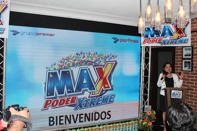 Grupo Jaremar presentó el jabón Max Poder Xtreme
