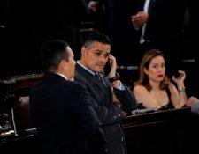 Congresistas contarán con un robusto servicio de telefonía celular que pagará ese organismo. (Foto Prensa Libre: Hemeroteca PL)