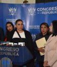 Cinco diputados respaldan una ley con la que las personas que critiquen a los políticos podrían ir a prisión. (Foto Prensa Libre: José Castro)