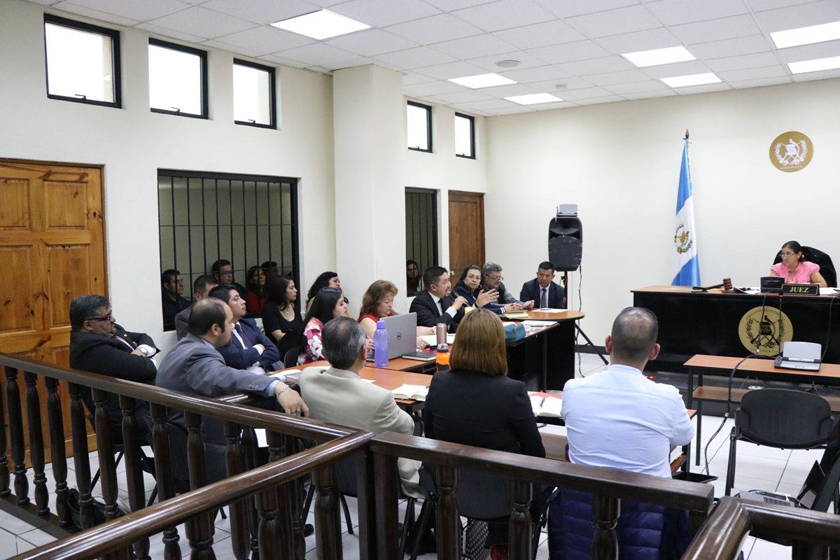 Sala separa a jueza de Mayor Riesgo del caso contra Mito Barrientos