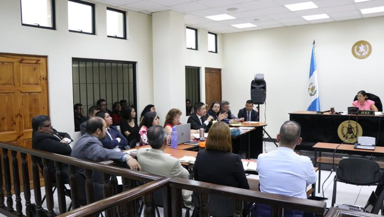 Jueza a cargo del caso por corrupción en la municipalidad de Xela cambiaría. (Foto Prensa Libre)