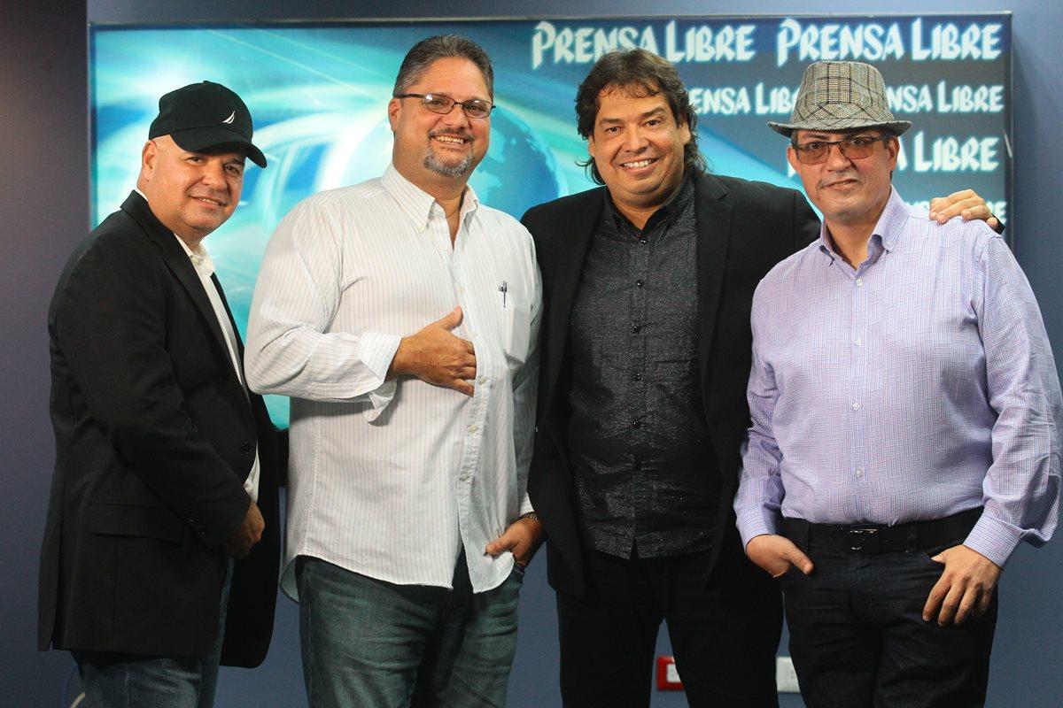 ¿Se recuerdan de Los Chicos de Puerto Rico? Ahora, vuelven con un nuevo disco