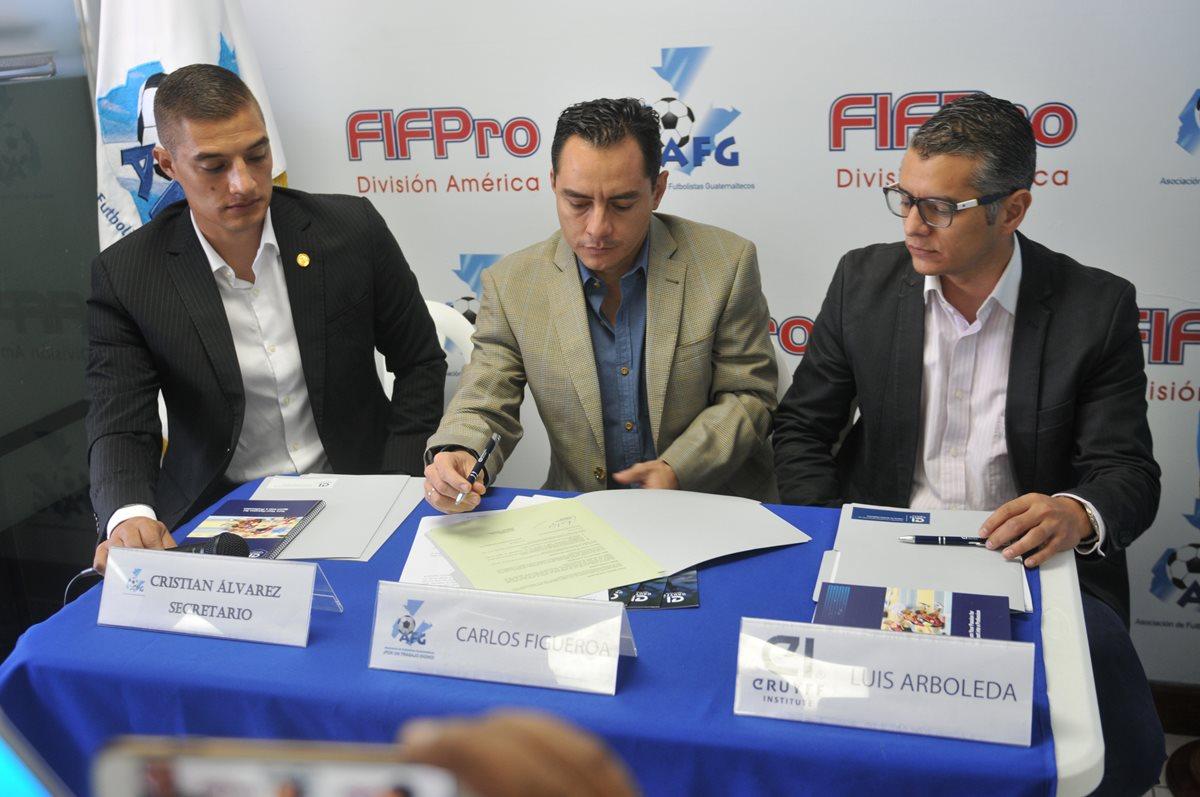 Nueva oportunidad para los futbolistas guatemaltecos