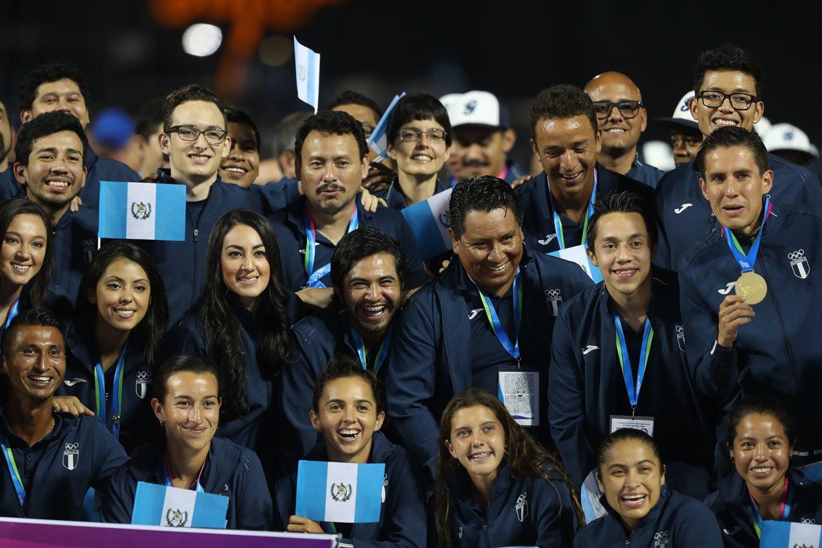 Guatemala revalida su título en la edición 11 de los Juegos Deportivos Centroamericanos