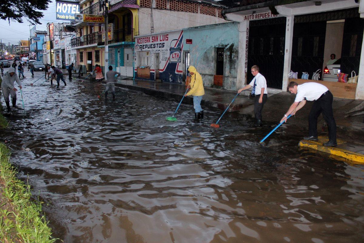 El Niño y La Niña provocarán sequía y lluvia torrencial