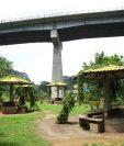 El parque La Asunción es un pulmón de la ciudad de Guatemala, en la zona 5. (Foto Prensa Libre: Álvaro Interiano)