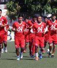 Deportivo Malacateco llega como favorito para quedarse con el pase a semifinales del Apertura 2018. (Foto Prensa Libre: Raúl Juárez)