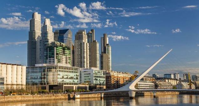 En Buenos Aires está el barrio más caro de América Latina. (Foto Prensa Libre: Getty Images)