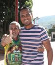 Ángel Rodríguez es uno de los jugadores más queridos en Guastatoya. (Foto Prensa Libre: Francisco Sánchez)
