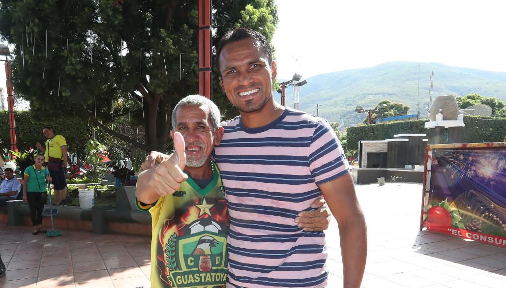 Ángel Rodríguez, el anotador de goles que dan títulos en Guastatoya